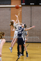 Gallery: Girls Basketball Northshore Christian MS @ Coupeville MS